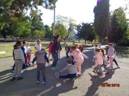 Европейски ден на спорта в училище 2018 - Име на фирма + град